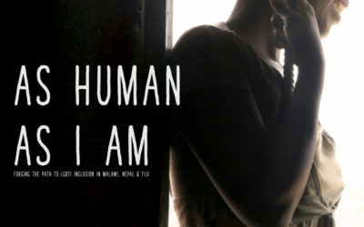 As human as I am